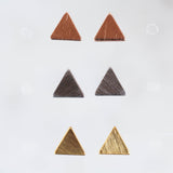 Triangle Earrings Chic Style Earrings Chic Piercings Trendy Chic Style Fashion 2020
