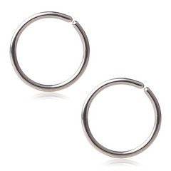 segment rings for piercings