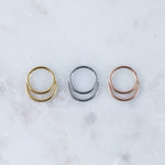 Charisma Hinged Seam Ring