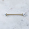 Daphne Industrial Piercing Jewlery Chic Industrial Bar