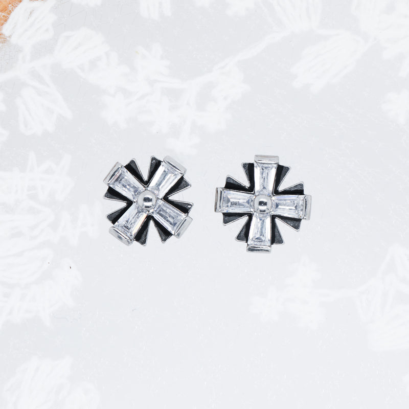 Malta Earrings Unique Lobe Earrings for Women