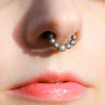 Scalloped Pearl Clicker