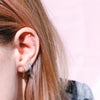 Plain Hoop Earrings (Pair)