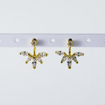 Adelaide Earrings Stud Earring Jacket