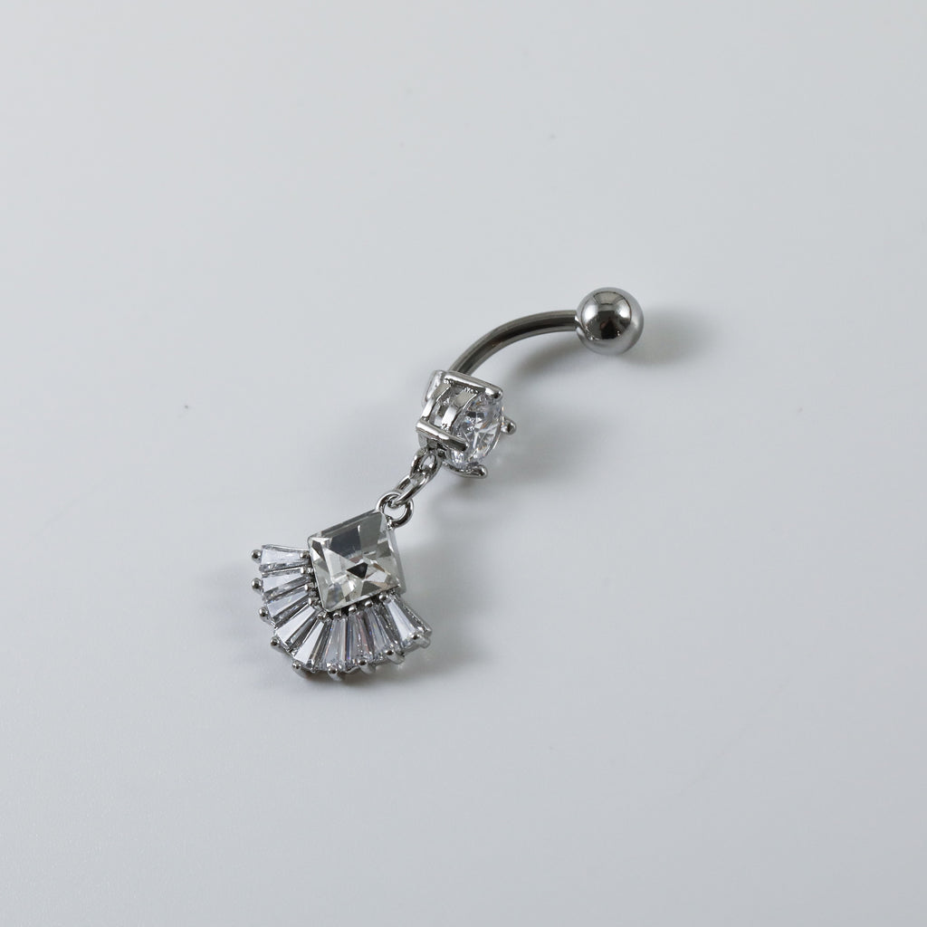 Melody Dangling Belly Ring