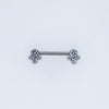 Titanium Alex Nipple Barbell
