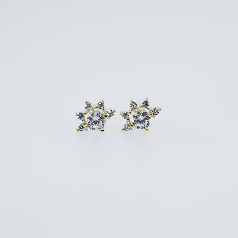 Cisco Earrings Hypoallergenic Stud Earrings