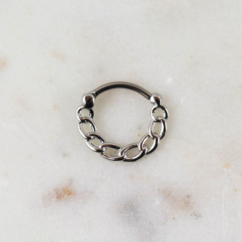 Septum Clicker Daith Clicker Daith Piercing Jewelry Septum Piercing Jewelry