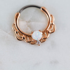 Opal and Lace Clicker