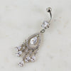 Dangling Belly Ring Belly Button Ring Belly Piercing Jewelry