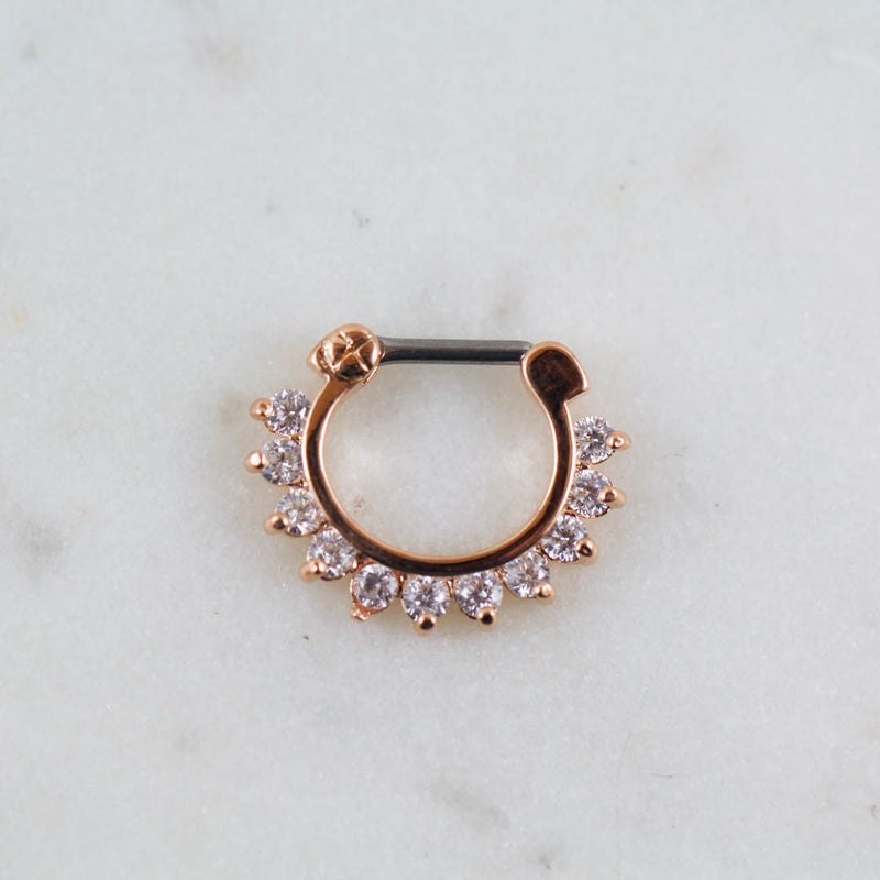 Septum jewelry Daith jewelry Septum piercing Daith Piercing Gem Septum Piercing Gem daith Piercing Jewelry Daith Ring Septum Ring