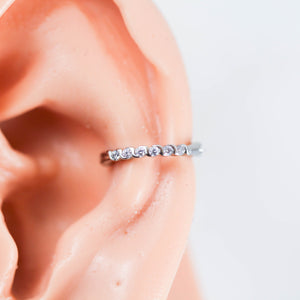 Conch Piercing Hoop Conch Hoop Piercing Jewelry Gem Conch Hoop