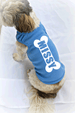 Personalized Dog Tank Top with Your Dog's Name