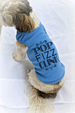 Pop Fizz Clink Party Dog Small Tank Top