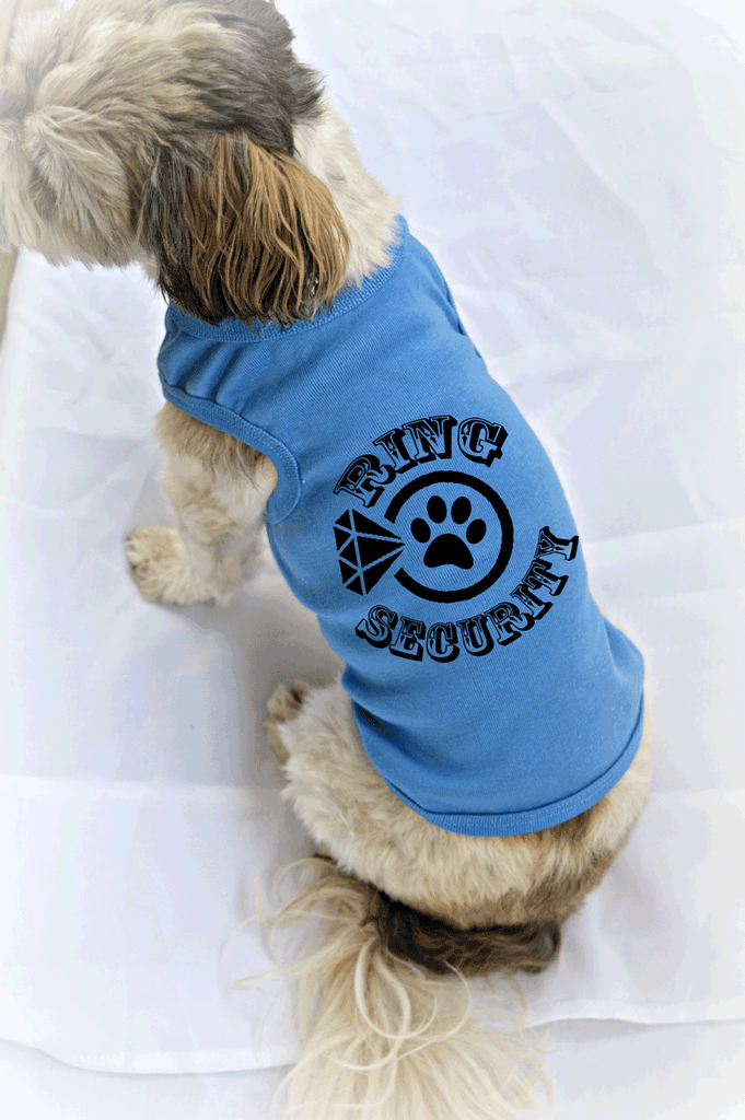 Ring Security Small Dog Tank Top