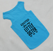 Excited for My Little Sister Large Dog Breed Tank Top