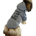 Though She is Little She is Fierce Dog Sweatshirt