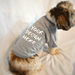 Small Dog T-Shirt Personalized with a Custom Design or Your Logo