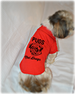 Pugs Not Drugs Dog Polo T-Shirt