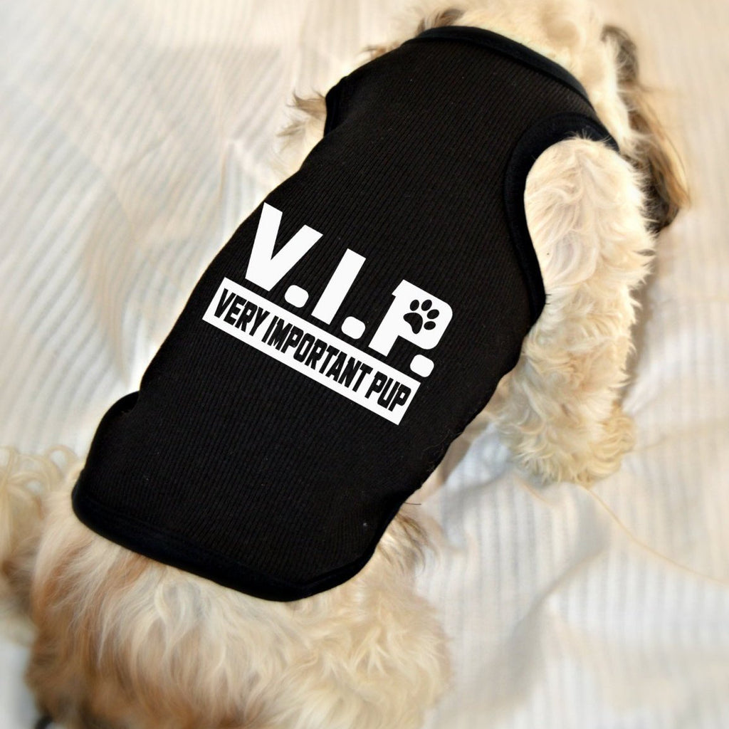 VIP - Very Important Pup Dog Tank Top