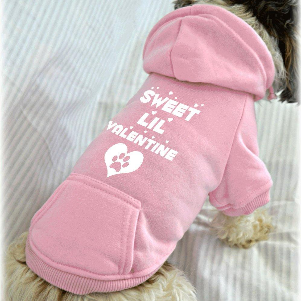 Sweet Lil Valentine Small Dog Sweatshirts