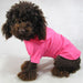 I Wear Pink for my Grandma Breast Cancer Dog Hoodie T-Shirts