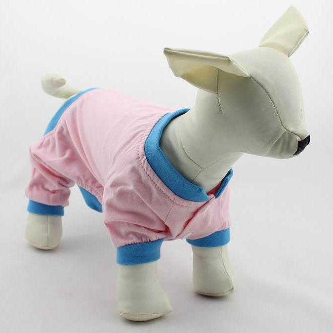 Smaller Breed Plain Dog Pajamas