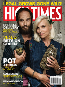 HIGH TIMES Magazine January 2017 - Issue 492