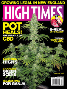 HIGH TIMES Magazine March 2017 - Issue 494
