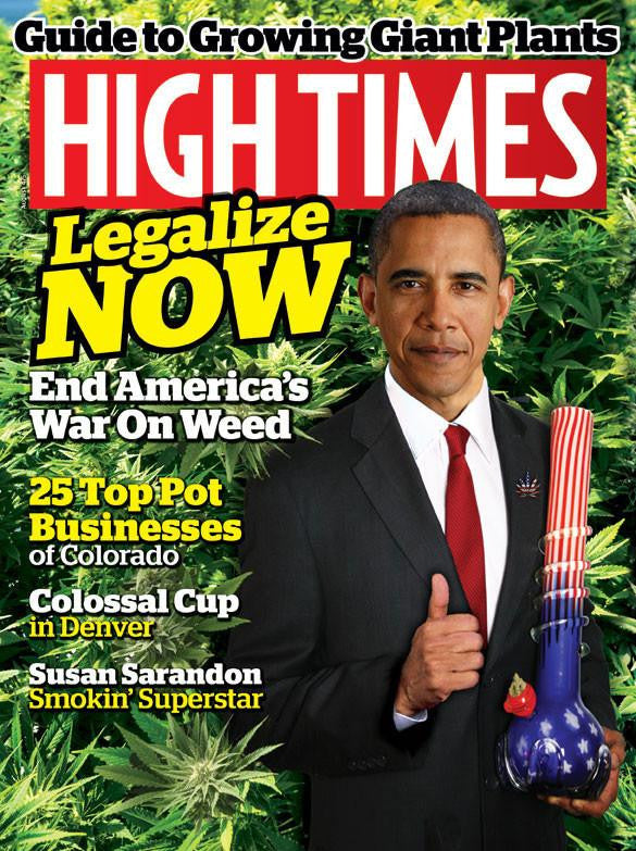 High Times Magazine #475 - August 2015