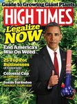 High Times Magazine August 2015 - Issue 475