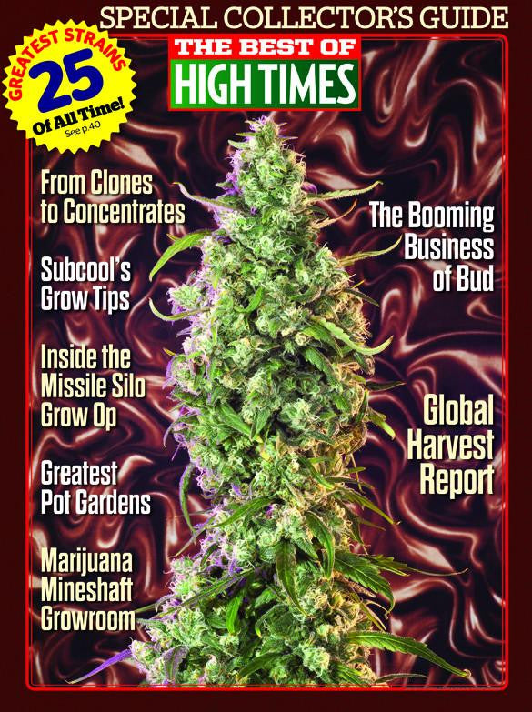 Best of High Times #75 - Special Collector's Guide