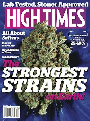 High Times Magazine #436 - May 2012