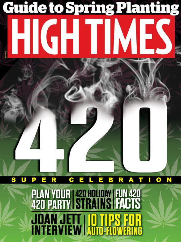 High Times Magazine #472 - May 2015