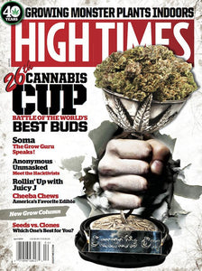 HIGH TIMES Magazine April 2014 - Issue 459