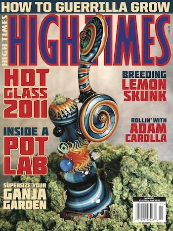 High Times Magazine #424 - May 2011