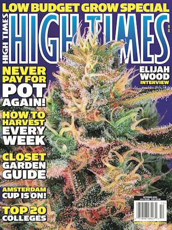 High Times Magazine #429 - October 2011