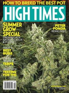 HIGH TIMES Magazine August 2018 - Issue 511