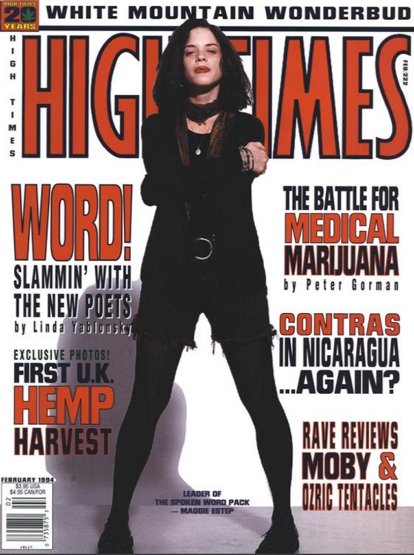 High Times Magazine February 1994 - Issue 222