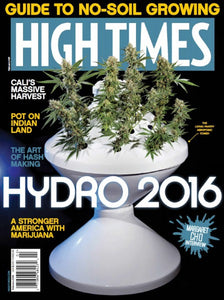High Times Magazine February 2016 - Issue 481