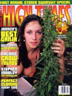 High Times Magazine #376 - May 2007 - 1st Ann. Swimsuit Special