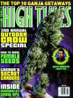 High Times Magazine #377 - June 2007