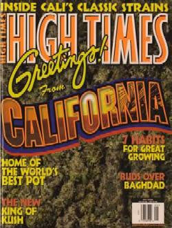 High Times Magazine #388 - May 2008