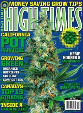 High Times Magazine #400 - May 2009