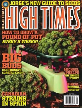 High Times Magazine #401 - June 2009