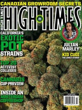 High Times Magazine #405 - October 2009