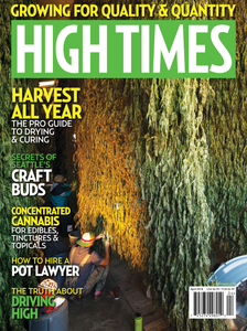 High Times April 2018 - Issue 507
