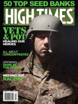 High Times Magazine April 2017 - Issue 495