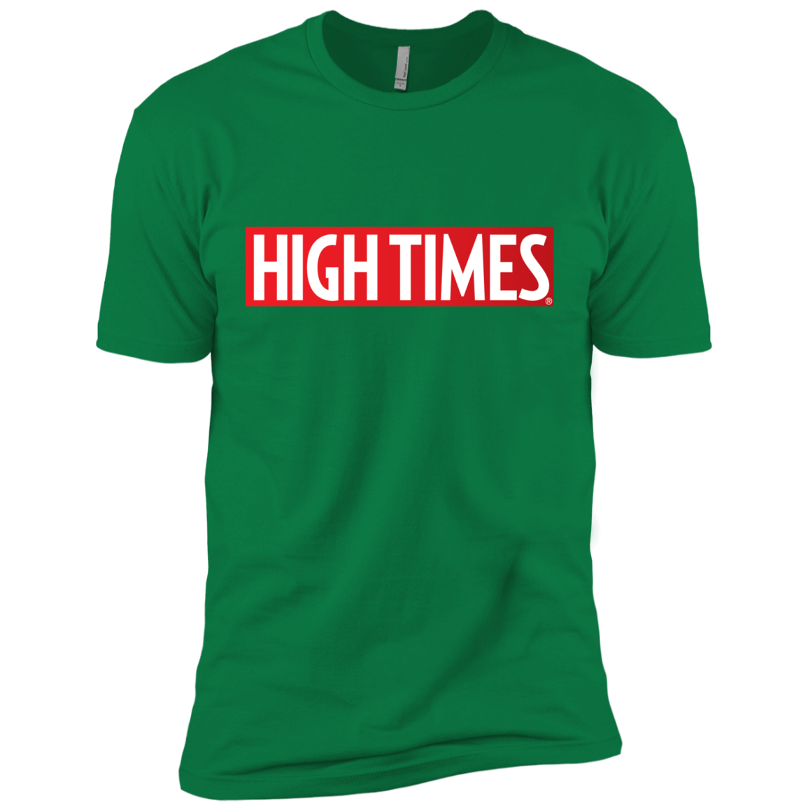 High Times Logo Men's Shirt