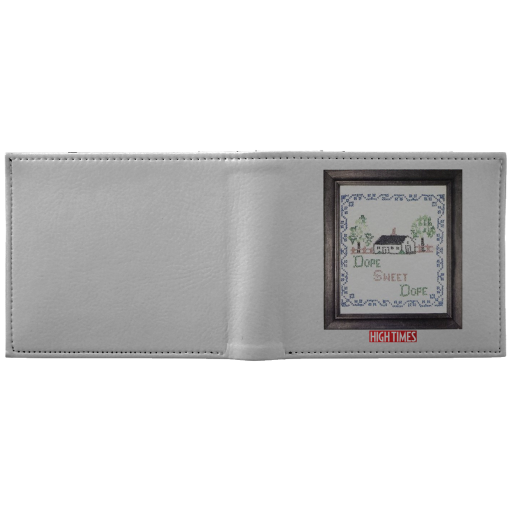 1984 High Times Art Wallet - Dope Sweet Dope